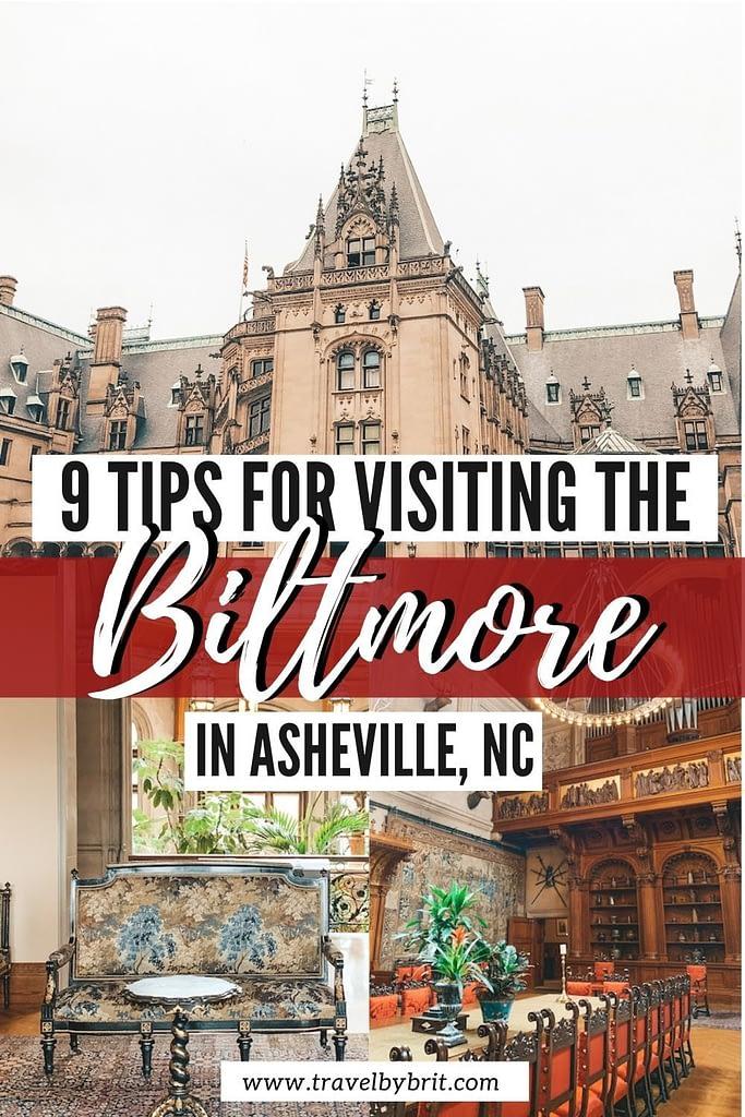 Tips for Visiting the Biltmore Estate in Asheville