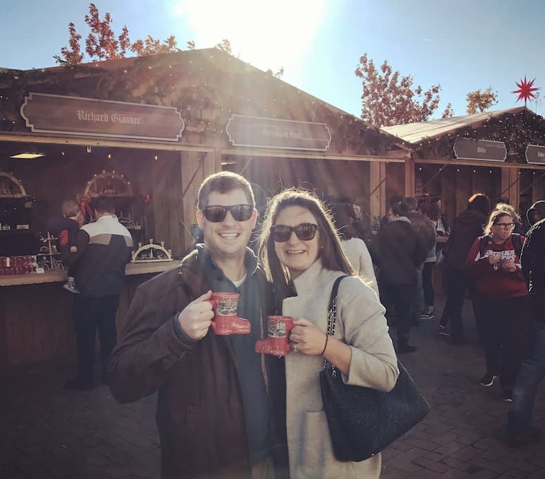 Christmas in Cities - Carmel, IN - Pints, Pounds & Pates