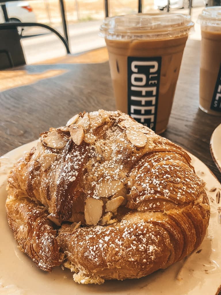 Best Things to Do in Temecula - Le Coffee Shop - Travel by Brit
