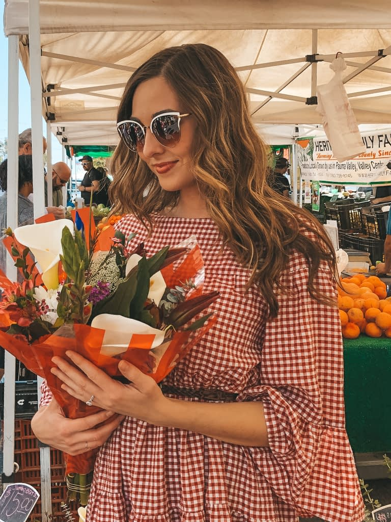 Best Things to Do in San Diego - Little Italy Mercato - Travel by Brit