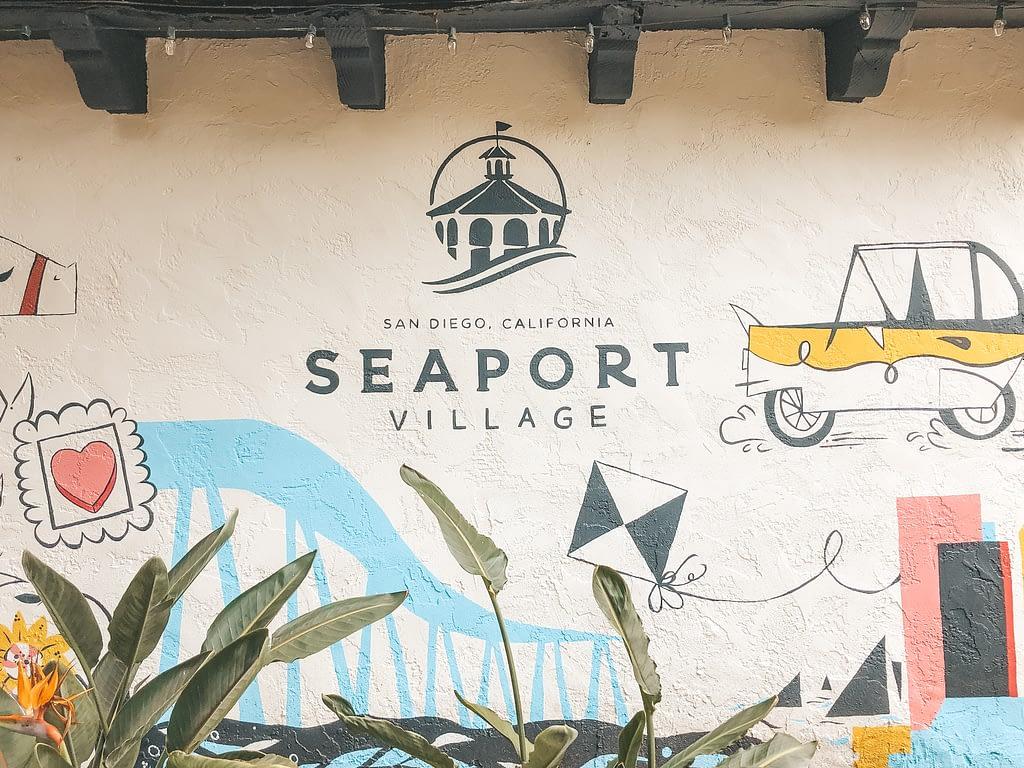 Seaport Village - Weekend in San Diego - Travel by Brit