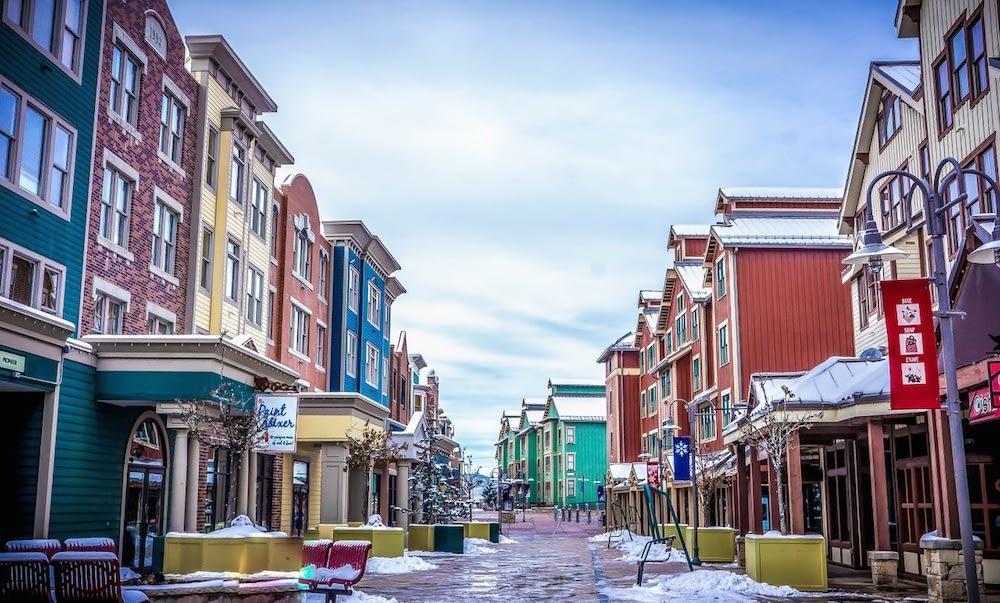 Christmas in Cities - Park City, UT