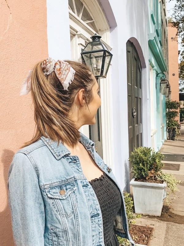 Southeast Road Trip - Charleston, South Carolina - Rainbow Row - Travel by Brit