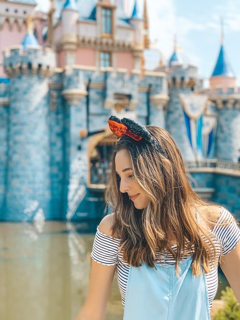 Disneyland in 2021 - Sleeping Beauty Castle - Travel by Brit