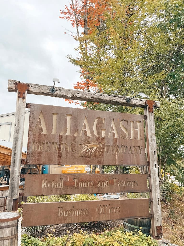 Best Things to Do in Portland, ME - Allagash Brewing Company - Travel by Brit