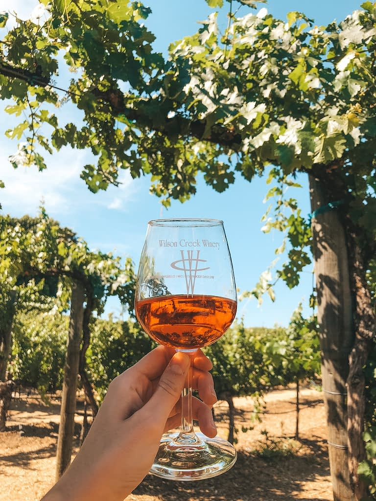 Best Things to Do in Temecula - Wilson Creek Winery - Travel by Brit