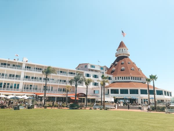 Coronado Island - Best Things to Do in San Diego - Travel by Brit