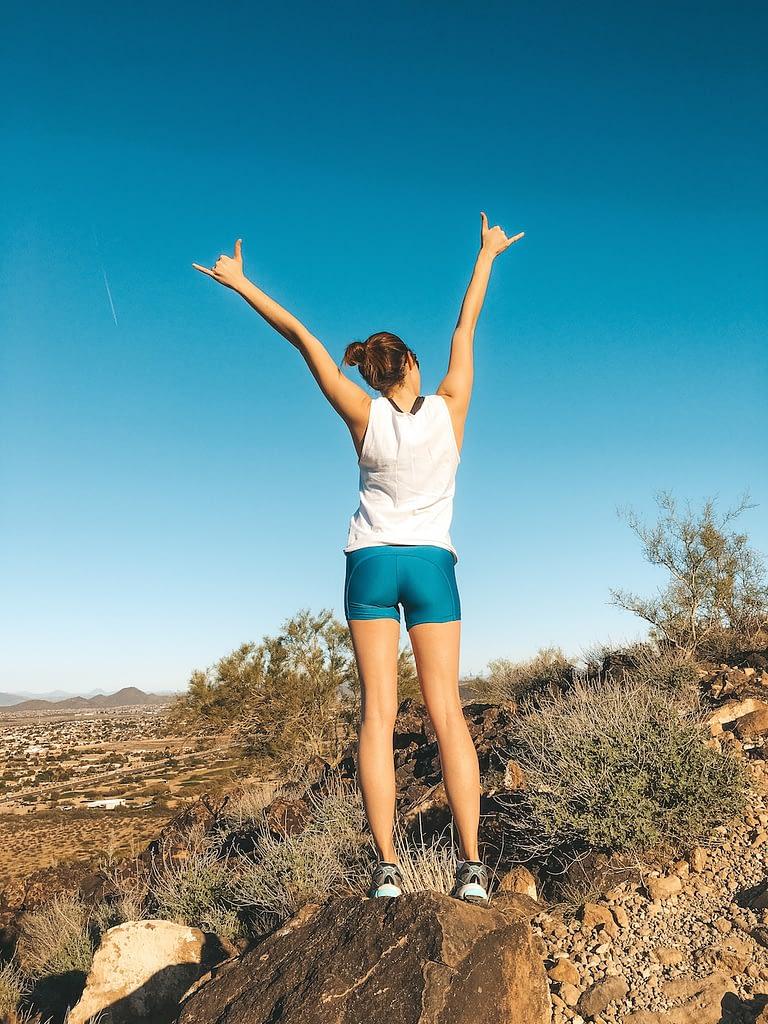 The Best Hikes in Phoenix - Cholla Loop - Thunderbird Mountain