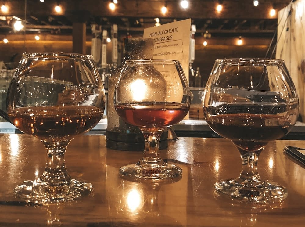 Superstition Meadery in Prescott - Travel by Brit