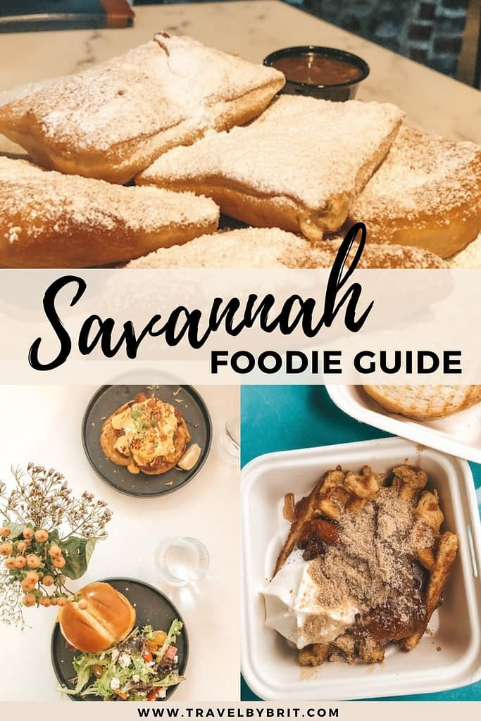 The Best Places to Eat in Savannah - Travel by Brit