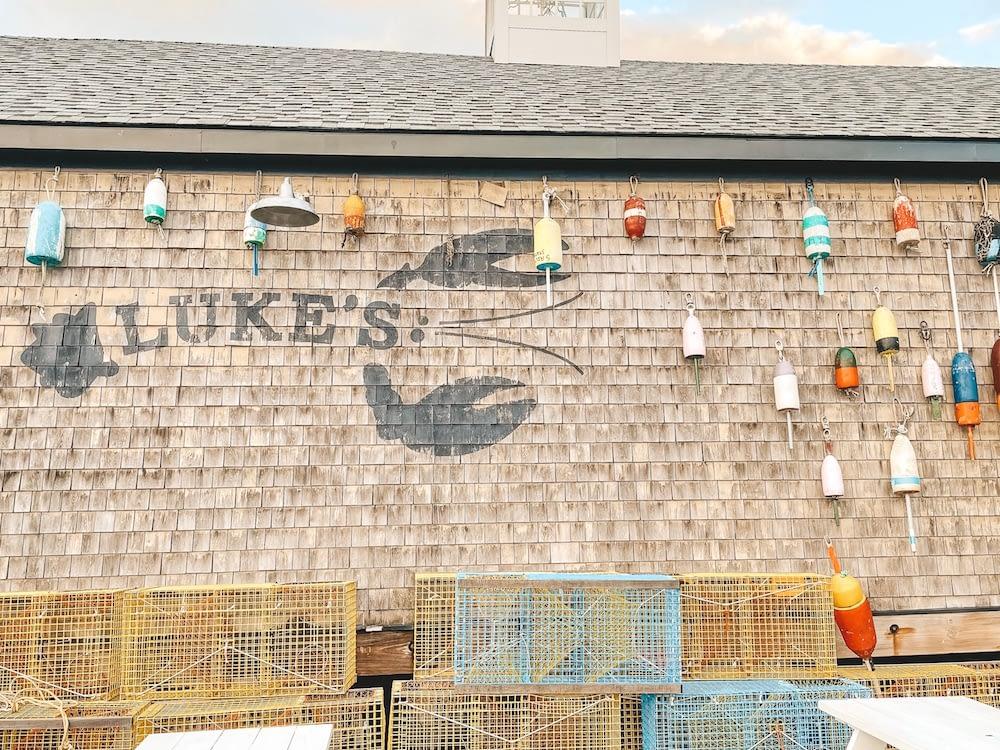 Best Things to Do in Portland, ME - Luke's Lobster - Travel by Brit
