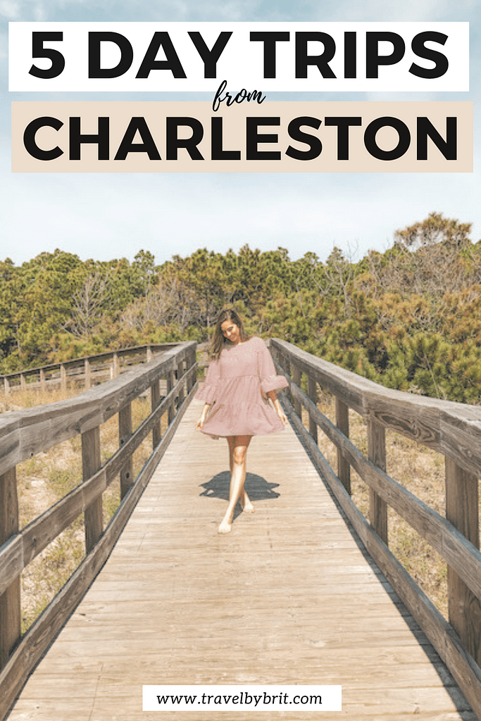 5 Day Trips from Charleston, SC - Travel by Brit