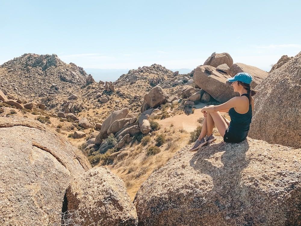 The Best Hikes in Phoenix - Tom's Thumb - Tom's Thumb Trailhead