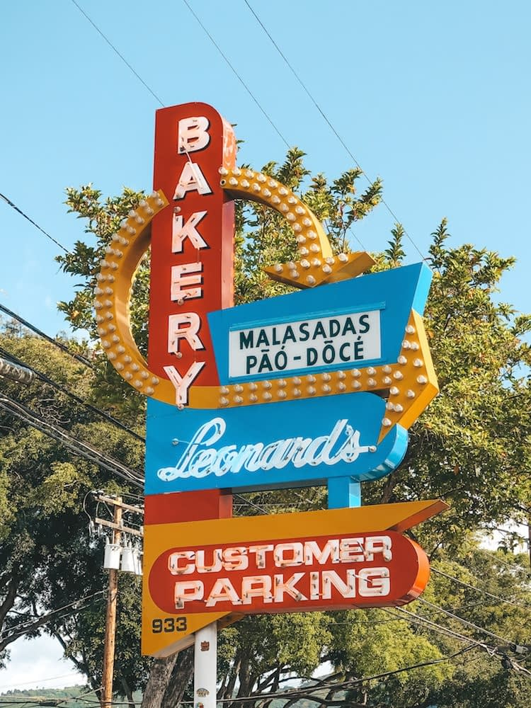 Leonard's Bakery - Travel by Brit