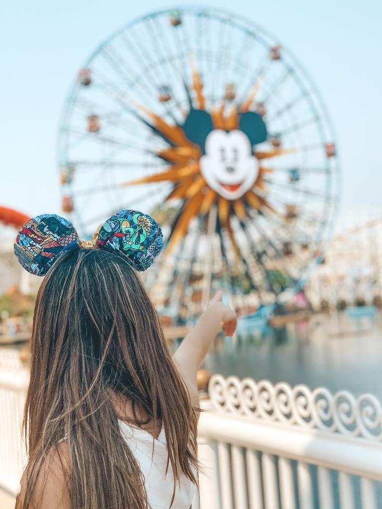 Disneyland in 2021 - California Adventure - Travel by Brit