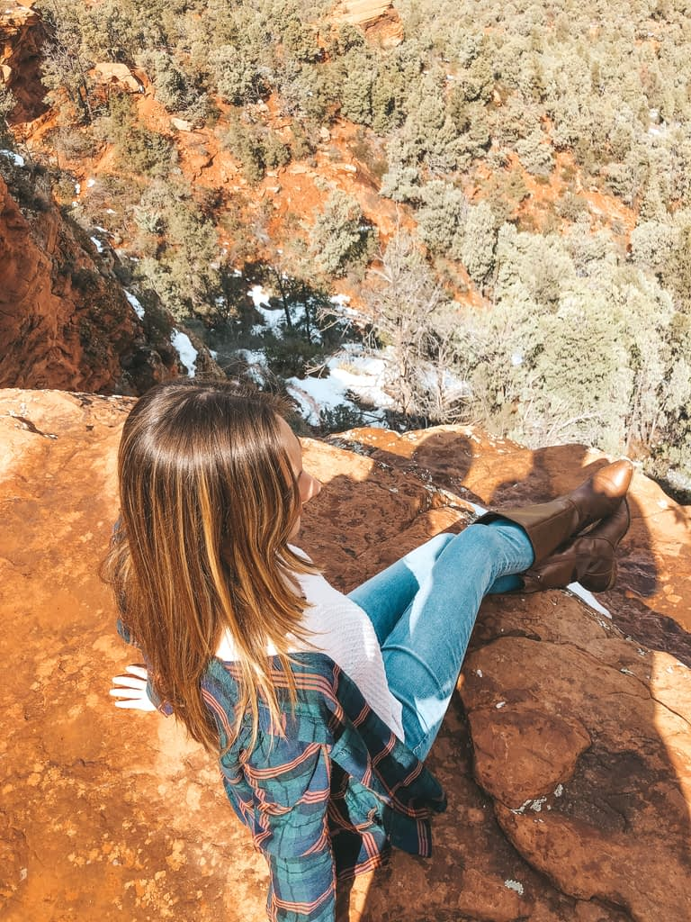 Best day Trip in Sedona - Best Hikes in Sedona - Devil's Bridget