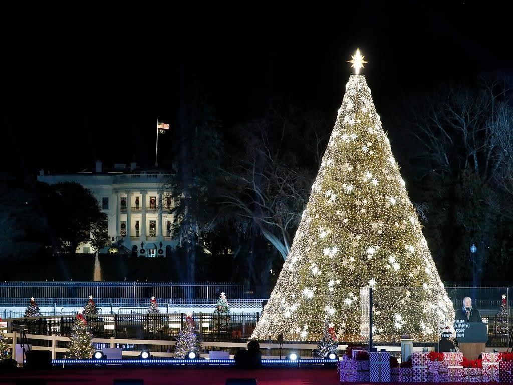 Christmas in Cities - Washington D.C.