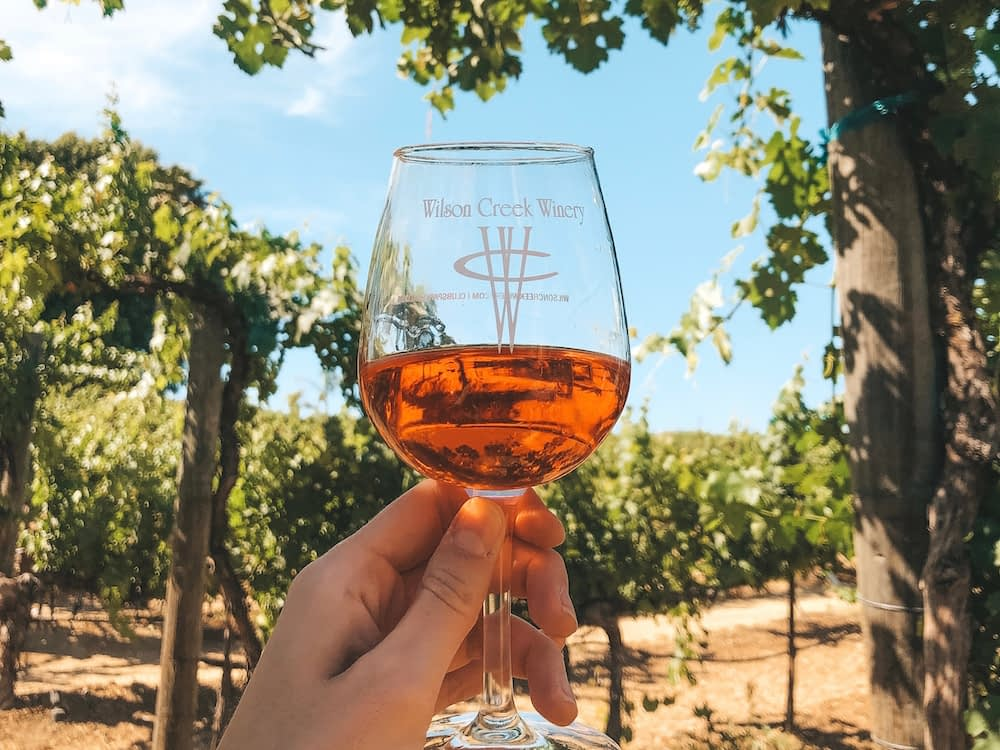 Best Wineries in Temecula - Travel by Brit