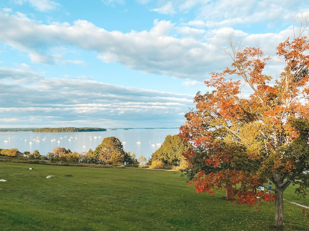 Best Things to Do in Portland, ME - Eastern Promenade - Travel by Brit