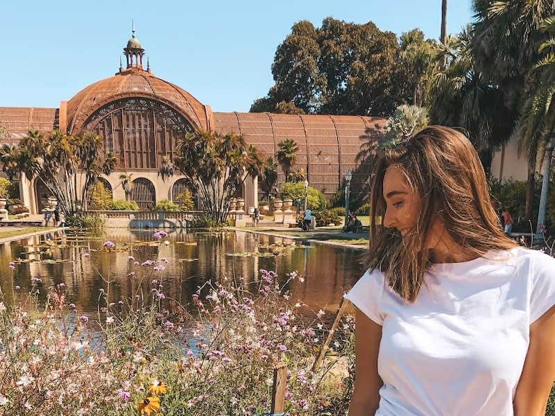 Botanical Building - Best Things to Do in San Diego - Travel by Brit