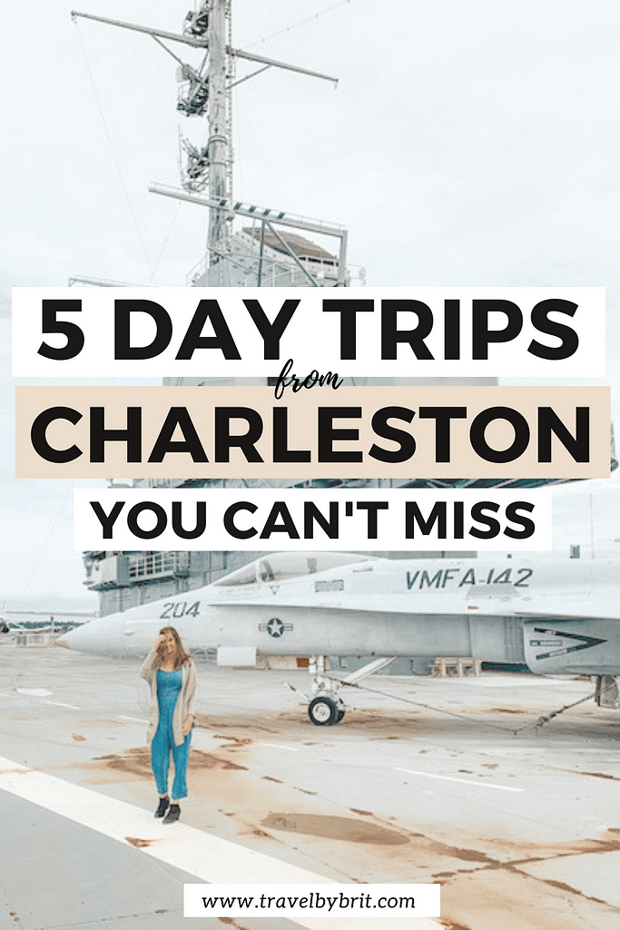 5 Day Trips from Charleston you can't miss - Travel by Brit