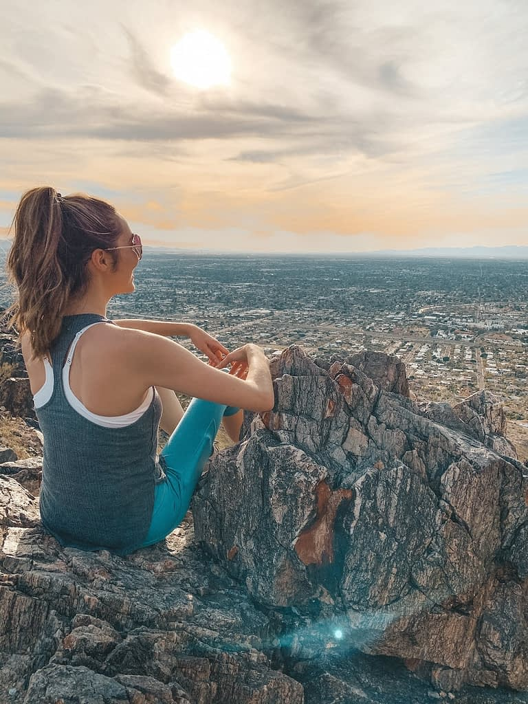 The Best Hikes in Phoenix - Piestewa Peak - Phoenix Mountains Preserve