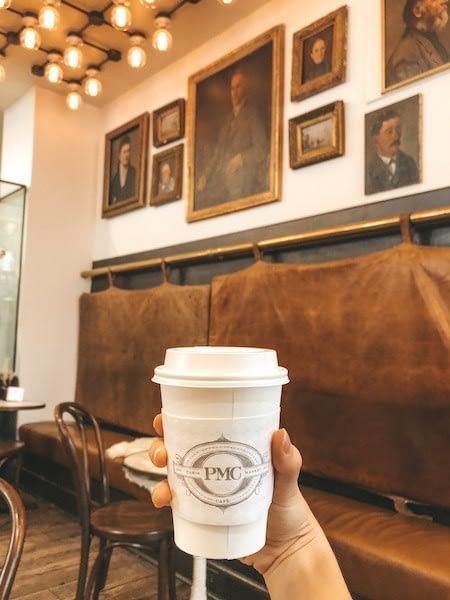 Best Coffee Shop in Savannah - Travel by Brit - The Paris Market