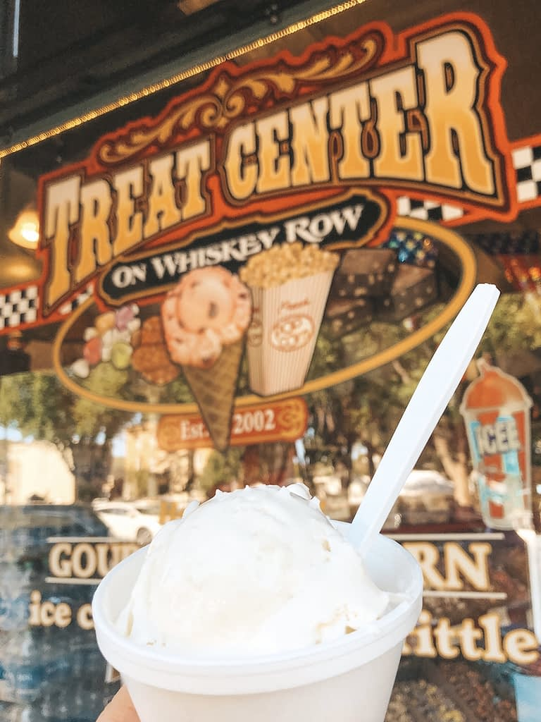 Best Things to Do in Prescott, AZ - Treat Center on Courthouse Square - Travel by Brit