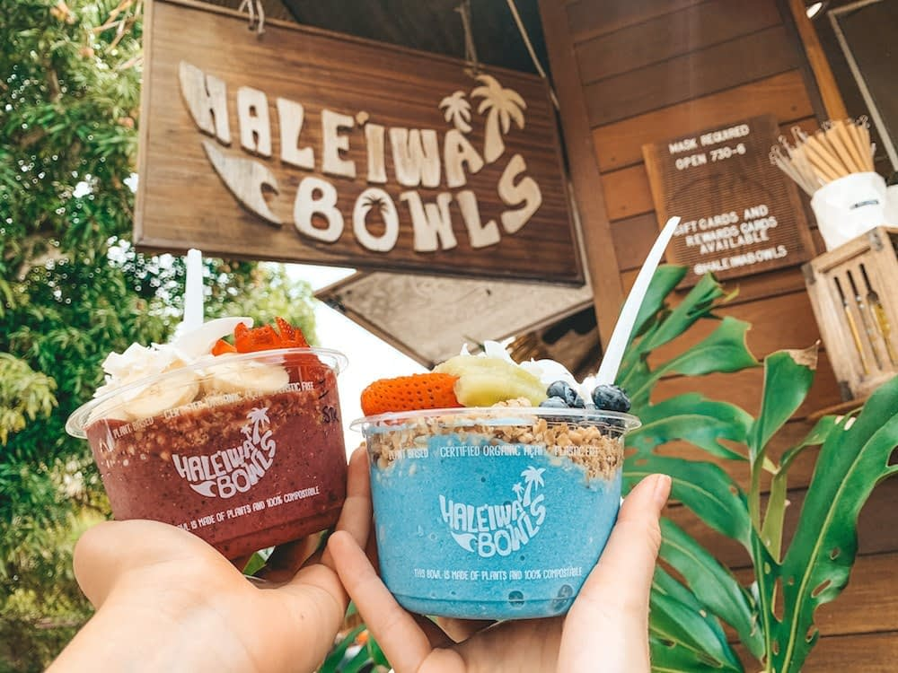 Day Trip to North Shore Hawaii - Haleiwa Bowls - Travel by Brit