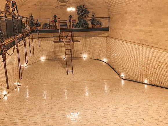 Indoor Swimming Pool at the Biltmore