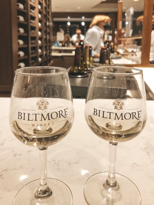 The Biltmore Winery - Asheville, NC