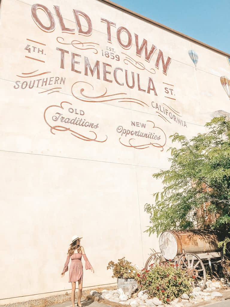 Best Things to Do in Temecula - Old Town Temecula - Travel by Brit