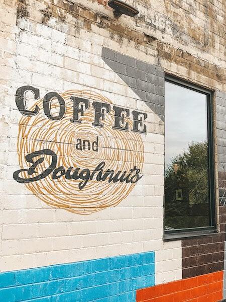 Asheville, North Carolina - Vortex Doughnuts - Travel by Brit