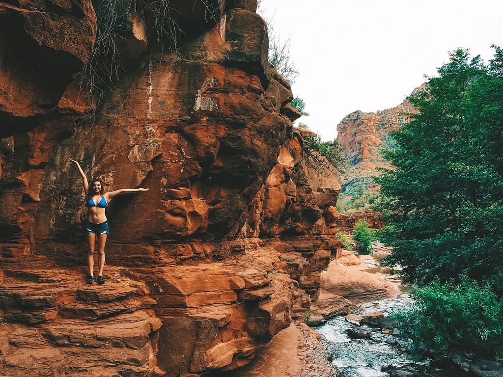 Slide Rock State Park - Best Things to do in Sedona - Day Trip to Sedona